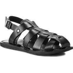Sandały GINO ROSSI - MN2441-TWO-BG00-9900-0 99. Czarne sandały męskie Gino Rossi, ze skóry. W wyprzedaży za 139.90 zł.
