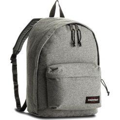 Plecak EASTPAK - Out Of Office EK767 Sunday Grey 363. Szare plecaki damskie Eastpak, z materiału. W wyprzedaży za 219.00 zł.