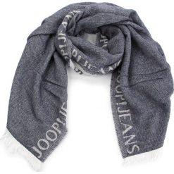Szal JOOP! - JEANS Lambros 10006261 405. Białe szaliki i chusty damskie JOOP!, z jeansu. Za 349.00 zł.
