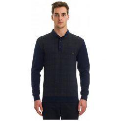Galvanni Koszulka Polo Męska Fictile M, Ciemnoniebieski. Koszulki polo męskie marki INESIS. W wyprzedaży za 189.00 zł.