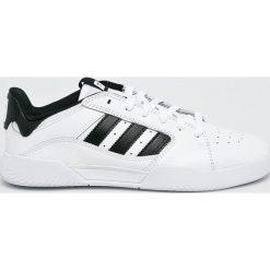 Adidas Originals - Buty VRX Low. Szare buty sportowe męskie adidas Originals, z gumy. W wyprzedaży za 279.90 zł.