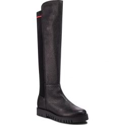 Muszkieterki TOMMY JEANS - Sock Tommy Jeans Boo EN0EN00382 Black 990. Czarne kozaki damskie Tommy Jeans, z jeansu. Za 799.00 zł.