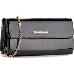 Torebka MONNARI - BAG9156-020 Black. Czarne torebki do ręki damskie Monnari, ze skóry ekologicznej. W wyprzedaży za 99.00 zł.