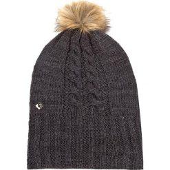Czapka TWINSET - Cuffia OA7T6J Grigio M 0082S. Szare czapki i kapelusze damskie Twinset, z materiału. Za 159.00 zł.