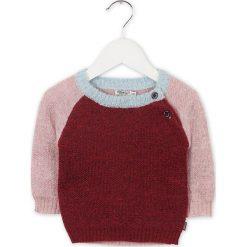 Sweter w kolorze jasnoróżowo-czerwonym. Swetry dla dziewczynek marki bonprix. W wyprzedaży za 95.95 zł.