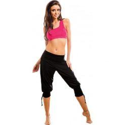 Gwinner Spodnie FANTASIA Nair czarny S (420805010000-S). Spodnie dresowe damskie marki Nike. Za 53.88 zł.