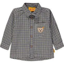Koszula w kolorze czarno-białym. Koszule dla chłopców marki bonprix. W wyprzedaży za 99.95 zł.