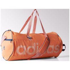 Adidas S22034  Torba + Worek Na Buty pomarańczowa (75922). Torby podróżne damskie Adidas. Za 107.99 zł.