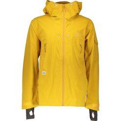 """Kurtka narciarska """"Gilliam"""" w kolorze żółtym. Żółte kurtki snowboardowe męskie Maloja, z materiału. W wyprzedaży za 689.95 zł."""