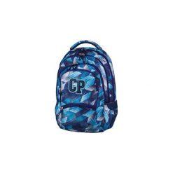 Plecak Młodzieżowy Coolpack College Blue. Niebieskia torby i plecaki dziecięce CoolPack, z materiału. Za 119.00 zł.