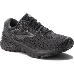 Buty BROOKS - Ghost 11 110288 1D 071 Black/Ebony. Czarne buty sportowe męskie Brooks, z materiału. Za 539.00 zł.