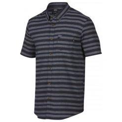 Oakley Koszula Choice Woven Fathom S. Szare koszule męskie Oakley, z materiału. W wyprzedaży za 169.00 zł.