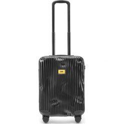 Walizka Stripe kabinowa Super Black. Czarne walizki męskie Crash Baggage. Za 1,049.00 zł.