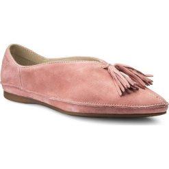 Półbuty VAGABOND - Antonia 4313-140-58 Rose Pink. Czerwone półbuty damskie Vagabond, z materiału. W wyprzedaży za 269.00 zł.