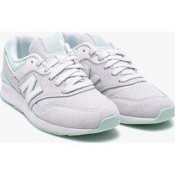 New Balance - Buty WL697PTT. Szare obuwie sportowe damskie New Balance, z materiału. W wyprzedaży za 319.90 zł.