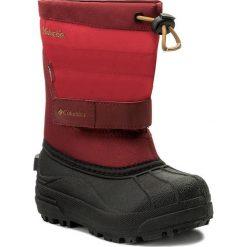 Śniegowce COLUMBIA - Childrens Powderbug Plus II BC1326 Mountain Red/Maple 613. Buty zimowe chłopięce marki bonprix. W wyprzedaży za 179.00 zł.