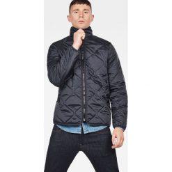 G-Star Raw - Kurtka. Szare kurtki męskie G-Star Raw, z bawełny, retro. Za 639.90 zł.