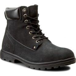 Trapery FILA - Trail Blazer 1F68X43001-00 Black 2010. Czarne śniegowce i trapery męskie Fila, z materiału. W wyprzedaży za 129.00 zł.