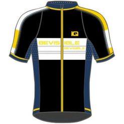 IQ Koszulka rowerowa Tovi Black/ Navy Peony/ Cyber Yellow/ White r. XXL. Koszulki sportowe męskie IQ. Za 111.92 zł.