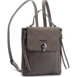 Plecak MONNARI - BAG2570-019 Grey. Szare plecaki damskie Monnari, ze skóry ekologicznej. W wyprzedaży za 209.00 zł.