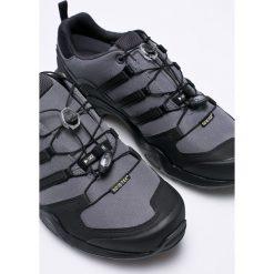 Adidas Performance - Buty Terrex Swift R2 Gtx. Szare buty sportowe męskie adidas Performance, z gore-texu. Za 599.90 zł.