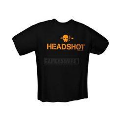 GamersWear HEADSHOT T-Shirt czarna (M) ( 5925-M ). Czarne t-shirty i topy dla dziewczynek GamersWear. Za 80.08 zł.