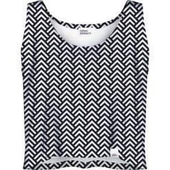Colour Pleasure Koszulka damska CP-035 169 czarno-biała r. XS-S. T-shirty damskie Colour Pleasure. Za 64.14 zł.