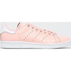 Adidas Originals - Buty Stan Smith W. Szare obuwie sportowe damskie adidas Originals, z materiału. W wyprzedaży za 349.90 zł.