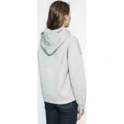 Vero Moda - Bluza Anslie. Czarne bluzy damskie Vero Moda, z bawełny. W wyprzedaży za 59.90 zł.