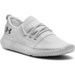 Buty UNDER ARMOUR - Ua Adapt 3020340-104 Wht. Białe buty sportowe męskie Under Armour, z materiału. W wyprzedaży za 209.00 zł.