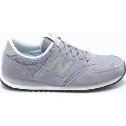 New Balance - Buty WL420NBA. Szare obuwie sportowe damskie New Balance, z materiału. W wyprzedaży za 239.90 zł.