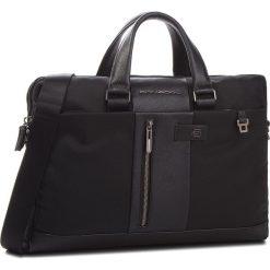 Torba na laptopa PIQUADRO - CA3339BR N. Czarne torby na laptopa damskie Piquadro, z materiału. Za 1,169.00 zł.
