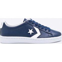 Converse - Buty Pro Leather. Szare buty sportowe męskie Converse, z gumy. W wyprzedaży za 219.90 zł.