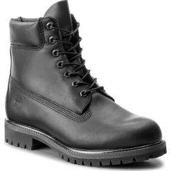 Trapery TIMBERLAND - 6 In Premium Boot A1MA6/TB0A1MA60011 Blk. Czarne śniegowce i trapery męskie Timberland, z gumy. W wyprzedaży za 719.00 zł.
