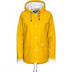 """Kurtka przeciwdeszczowa """"Muddle"""" w kolorze żółtym. Żółte kurtki damskie Trespass Snow Women. W wyprzedaży za 173.95 zł."""