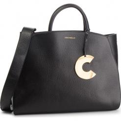 Torebka COCCINELLE - DB5 Concrete E1 DB5 18 02 01 Noir 001. Czarne torebki do ręki damskie Coccinelle, ze skóry. Za 1,849.90 zł.