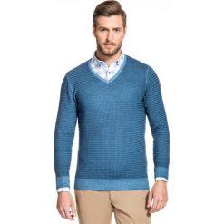 Sweter MANUELE SWNS000144. Swetry przez głowę męskie marki Giacomo Conti. Za 399.00 zł.