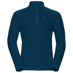 Odlo Bluza męska Midlayer 1/2 zip LE TOUR niebieska r. S (222012). Bluzy męskie Odlo. Za 90.25 zł.