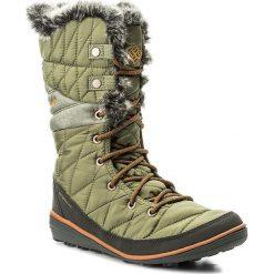 Śniegowce COLUMBIA - Heavenly Omni-Heat BL1661 Zuc/Bright Copper 951. Kozaki damskie Columbia, z materiału. W wyprzedaży za 299.00 zł.