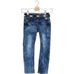 Niebieskie Jeansy Dancing Alone. Jeansy dla chłopców marki Reserved. Za 24.99 zł.