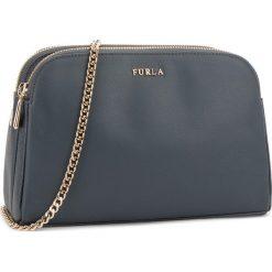 Torebka FURLA - Capriccio 978533 E EL73 V18 Ardesia e. Niebieskie torebki do ręki damskie Furla, ze skóry. W wyprzedaży za 709.00 zł.