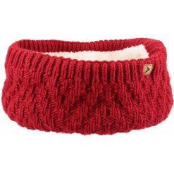 Szalik-komin damski SZD608 - ciemny róż - Outhorn. Czerwone szaliki i chusty damskie Outhorn, na jesień. Za 49.99 zł.