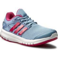 Buty adidas - Energy Cloud K S76738 Easblu. Obuwie sportowe damskie Adidas, z materiału. W wyprzedaży za 159.00 zł.