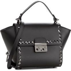 Torebka CREOLE - K10418  Czarny. Czarne torebki do ręki damskie Creole, ze skóry. W wyprzedaży za 239.00 zł.