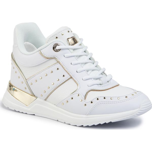 Sneakersy GUESS Rejjy FL5REJ ELE12 WHITE