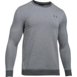 Under Armour Bluza męska Rival Fleece Fitted EOE Crew szara r. XS (1302852-040). Bluzy męskie marki KALENJI. Za 112.44 zł.