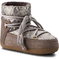 Buty INUIKII - Boot 70101-9 Sequin Grey. Kozaki damskie marki Roberto. W wyprzedaży za 989.00 zł.