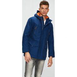 Pepe Jeans - Kurtka. Niebieskie kurtki męskie Pepe Jeans, z bawełny. W wyprzedaży za 549.90 zł.