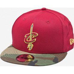 New Era - Czapka Team Camo 9fifty Cleveland Cavaliers. Zielone czapki i kapelusze męskie New Era. W wyprzedaży za 99.90 zł.