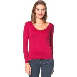 Koszulka w kolorze czerwonym. Czerwone bluzki damskie Assuili. W wyprzedaży za 45.95 zł.